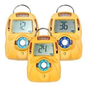 UNI 321 maintenance-free single gas detectors